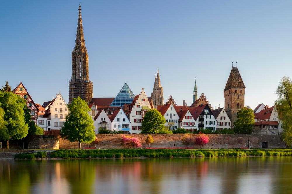 Glaswände in Ulm